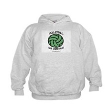 Volleyball LLL Hoodie