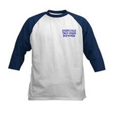 Daddy Calls The Dodgers Bad Words Tee