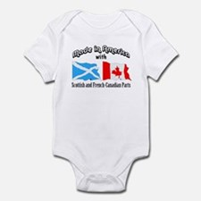 Scottish & French-Canadian Infant Bodysuit