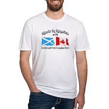 Scottish & French-Canadian Shirt