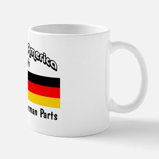 Irish & German Parts Mug