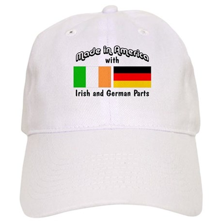 Irish & German Parts Cap