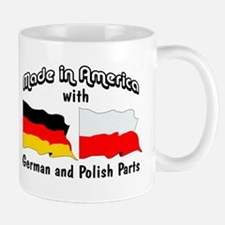 German & Polish Parts Mug