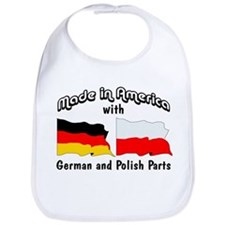 German & Polish Parts Bib