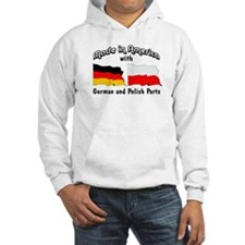 German & Polish Parts Jumper Hoody