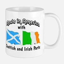 Scottish-Irish Mug