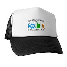 Scottish-Irish Trucker Hat