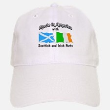 Scottish-Irish Baseball Baseball Cap