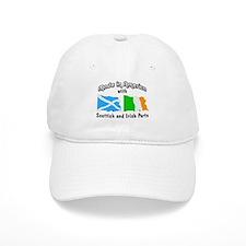 Scottish-Irish Baseball Cap