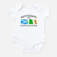Scottish-Irish Infant Bodysuit