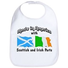 Scottish-Irish Bib