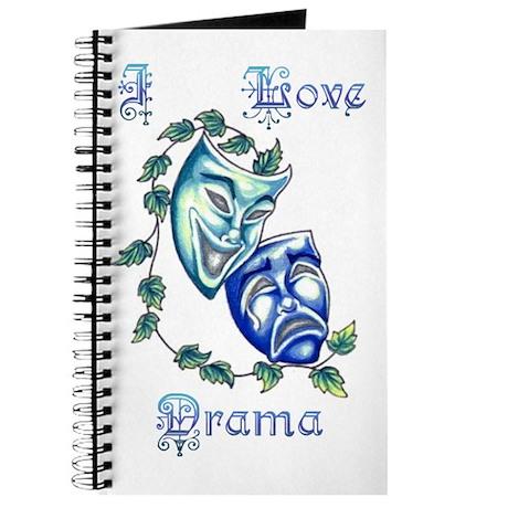 I Love Drama Journal