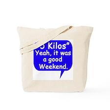 Good Weekend Tote Bag