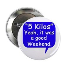 Good Weekend Button