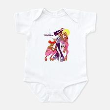 Pimp Daddy Supreme Kids Infant Bodysuit