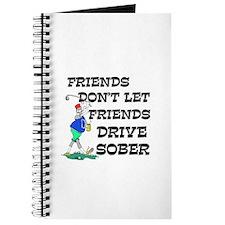 Friends Drive Sober Journal