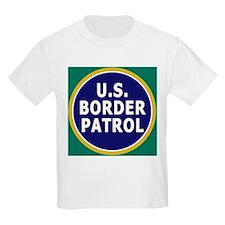 Border Patrol Kids T-Shirt