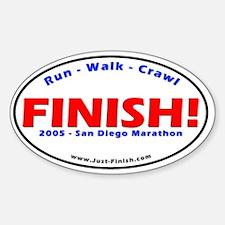 2005-San Diego Marathon