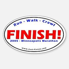 2005-Minneapolis Marathon