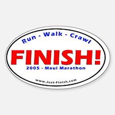 2005-Maui Marathon