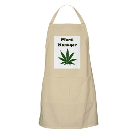 Plant Manager BBQ Apron