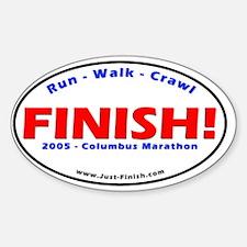 2005-Columbus Marathon