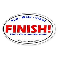 2005-Cleveland Marathon