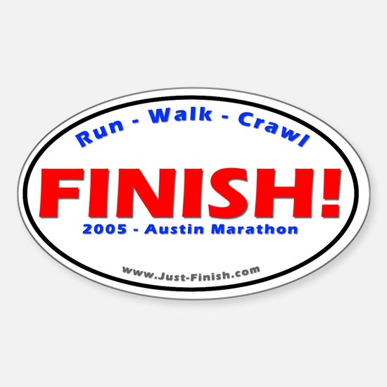 2005-Austin Marathon