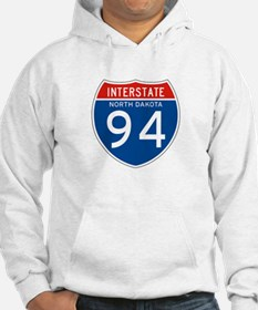 Interstate 94 - ND Hoodie