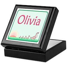 Just Ducky Olivia Keepsake Box