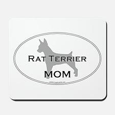 Rat Terrier MOM Mousepad