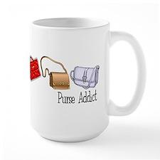 Purse Addict Mug