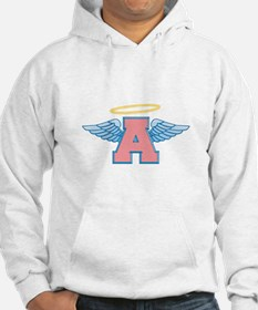 A for Angel Hoodie
