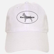 Rat Terrier Baseball Baseball Cap