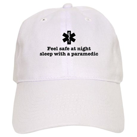 Feel Safe with a Paramedic Cap