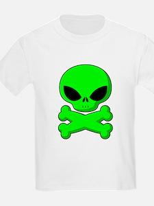 Little Alien Kids T-Shirt