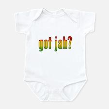 got jah? Infant Bodysuit