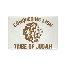 LION of JUDAH Rectangle Magnet