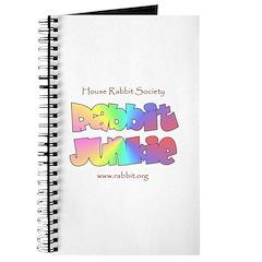 Rabbit Junkie Journal