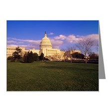 Capitol Building Note Cards (Pk of 20)