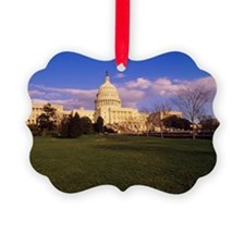 Capitol Building Ornament