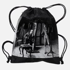 His boy's boy - Ignaz Marcel Gaugen Drawstring Bag