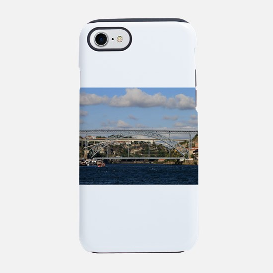 Dom Luis I Bridge, Porto, Port iPhone 7 Tough Case