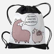 Unique Paco Drawstring Bag