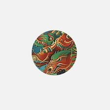 Dragons of Asia Mini Button