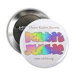 Rabbit Junkie Button
