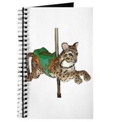 carousel fishing cat Journal