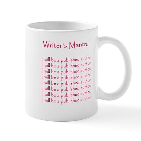 Romance Writers Mug