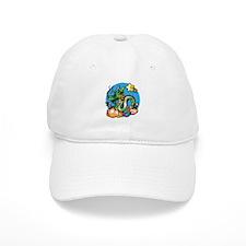 Dragon Cartoon Baseball Cap