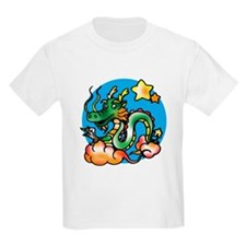 Dragon Cartoon Kids T-Shirt